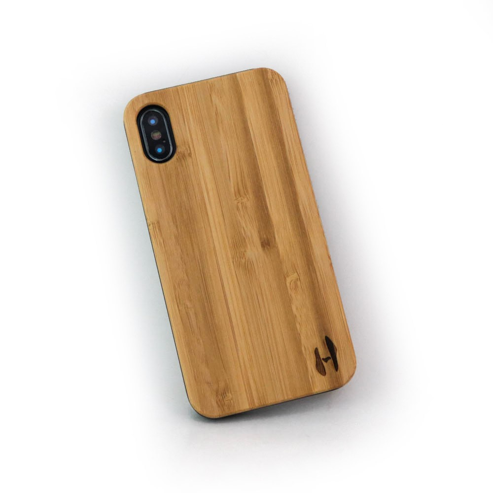 1da30402ab4f50 Bamboo iPhone X case