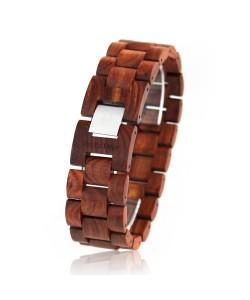 Hoentjen, houten armband - palisander, 22mm