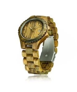Hoentjen, wooden watch – Victoria