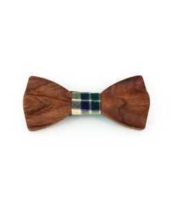 Hoentjen, Luxury wooden bow tie - Rosewood