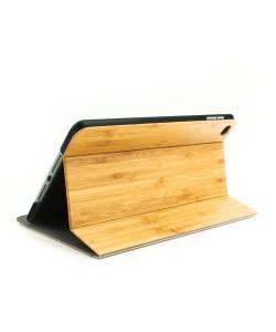 Houten iPad MINI 3 bookcase - padouk - Hoentjen Creatie