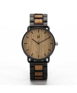 Hoentjen, wooden watch – Mallorca