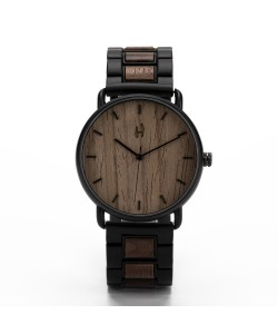 Hoentjen, wooden watch – Ibiza