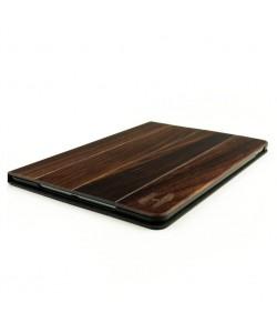 Wooden iPad AIR2 bookcase - padouk