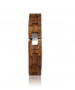 Hoentjen, Wooden bracelet - Walnut, 14mm