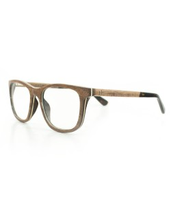 Hoentjen, wooden spectacles - Banff Walnut