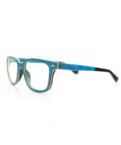 Hoentjen, wooden spectacles - Lahemaa Blue