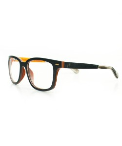 Hoentjen, wooden spectacles - Lahemaa Black Orange