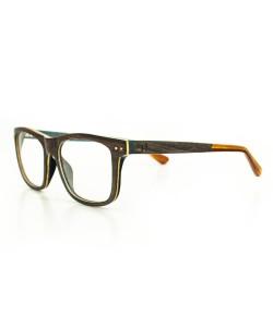 Hoentjen, wooden spectacles - Kruger E