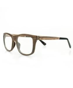 Hoentjen, wooden spectacles - Kruger W