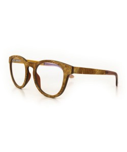 Hoentjen, wooden spectacles - Arenal Voicano