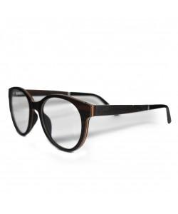 Hoentjen, wooden spectacles - Eifel Ebony