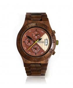 Hoentjen, wooden watch – Haïti