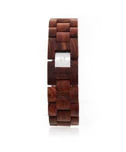 Hoentjen, wooden bracelet - Rosewood, 22mm