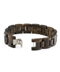 Hoentjen, Wooden bracelet  - Padouk, 18mm