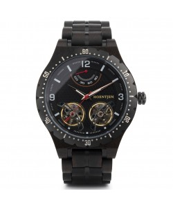 Hoentjen, wooden watch – Barbados