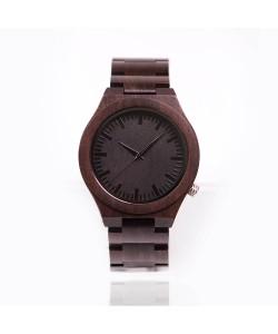 Hoentjen, wooden watch – Zanzibar