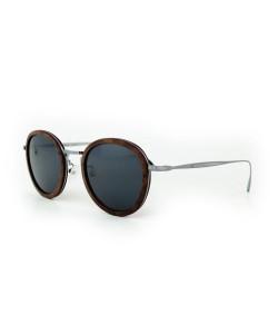 Hoentjen, wooden sunglasses - Jeffreys Bay Silver