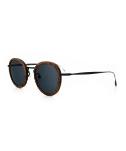 Hoentjen, wooden sunglasses - Jeffreys Bay Black