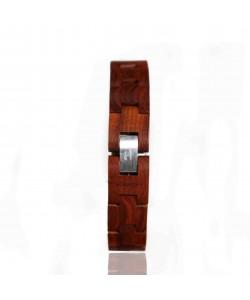 Hoentjen, Wooden bracelet - rosewood, 14mm