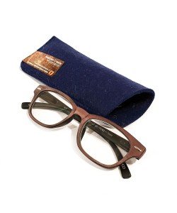 Reading glasses wooden print, Hoentjen Creatie
