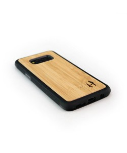 Light bamboo TPU case for the Samsung Galaxy S8