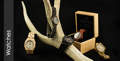 Hoentjen Wooden watches